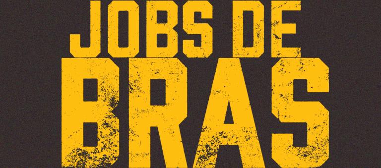 Jobs de bras